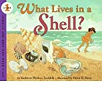 img - for [ What Lives in a Shell? (Let's-Read-And-Find-Out Science: Stage 1 (Paperback)) By Zoehfeld, Kathleen Weidner ( Author ) Paperback 1994 ] book / textbook / text book