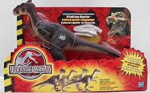 Jurassic Park 3 Velociraptor Toy Jurassic Park 3 - Stalking