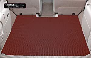 Mercedes-Benz C280 Lloyd Mats Rubbertite Custom-Fit All-Weather Rubber Floor Mats Trunk Area - Burgundy (1994 94 1995 95 )