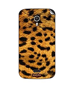 instyler MOBILE STICKER FOR MICROMAX CANVAS HDA116