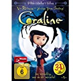 "Coraline (3D-Version, Collector's Edition, 2 DVDs)von ""Neil Gaiman"""