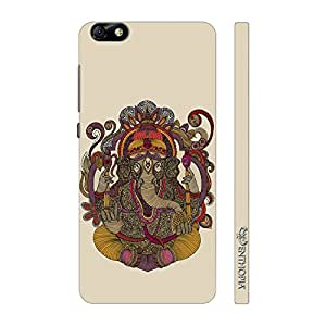 Enthopia Designer Hardshell Case YOUR FRIEND,GANESHA Back Cover for Huawei Honor 4X