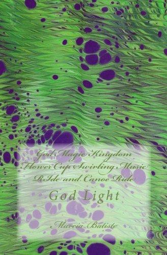 God Magic Kingdom Flower Cup Swirling Music RIde and Canoe Ride: God Light