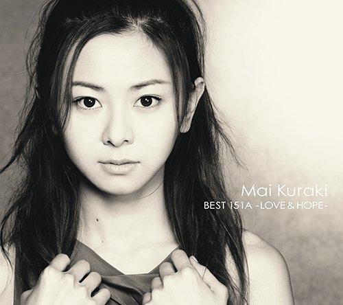 MAI KURAKI BEST 151A -LOVE & HOPE- 【通常盤】