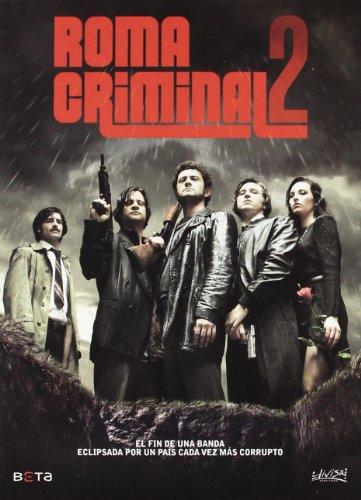 Roma Criminal (2ª Temporada) - 3 Dvd