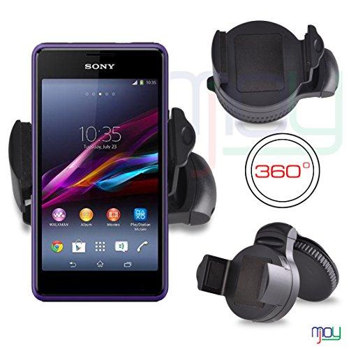 Sony Xperia E1 360 ° Grad Mini Windschutzscheiben Halterung Halter SVL2 VON MOBILE JOY