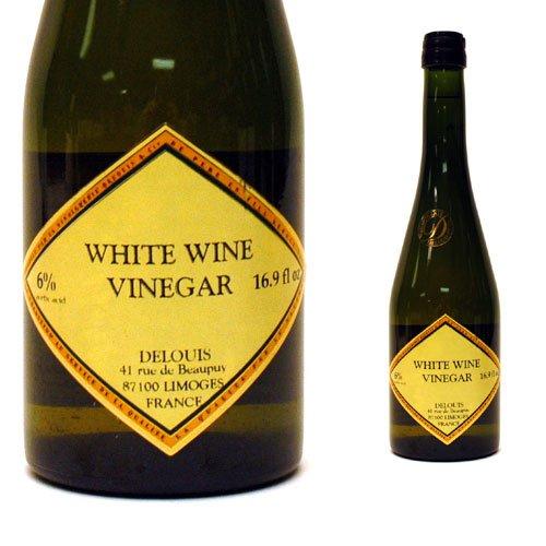 Gourmet Food Connoisieur White Wine Vinegar