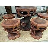 Beistelltisch, Coffee Table, Stuhl, Suar/Soar Holz, Möbel