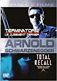 echange, troc Arnold Schwarzenegger - Coffret - Terminator 2 + Total Recall
