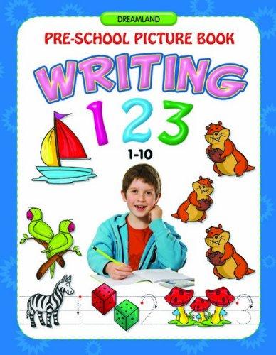 Writing 123 (1-10) (Pre-School Picture Books) Image