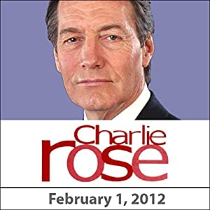 Charlie Rose: Tilda Swinton and David Brooks, February 1, 2012 Radio/TV Program