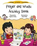 Prayer and Wudu Activity Book (Discover Islam Sticker Activity Books)