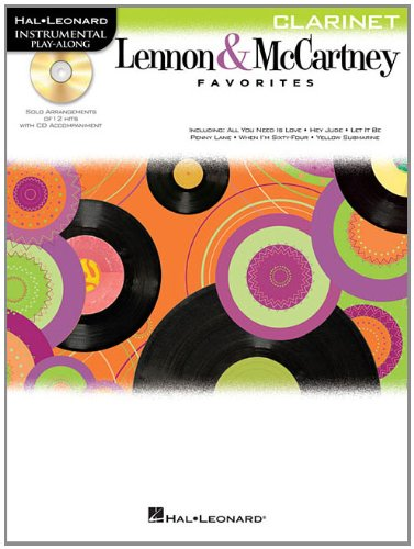 Lennon & McCartney Favorites: Clarinet (Hal Leonard Instrumental Play-Along)