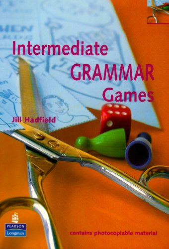 Intermediate Grammar Games (Games & activities series)
