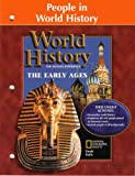 img - for World History The Human Experience The Early Ages (People in World History) book / textbook / text book