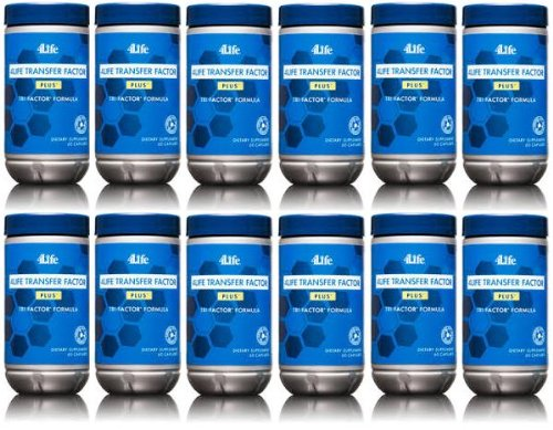 Transfer Factor Plus (12 Bottles), Free Shipping Buy It Now!! front-619924