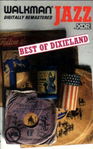 Walkman Jazz: Best Of Dixieland [Audio Cassette] by Various Artists, Kid Ory's Creole Jazz Band, Louis Armstrong And His All Stars, George Lewis And His Band and Henry Red Allen Orchestra