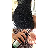 Herbal Gel For Curly Hair | Best Gel For Curly Hair | No Alcohol Or Follicle Clogging Chemicals That End Up On...