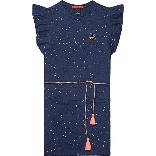 scotch-rbelle-madchen-kleider-jersey-dress-blau-night-02-164-manufacturer-size14