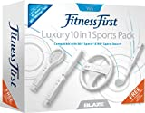 Cheapest Mel B: Fitness First - 10 in 1 Luxury Sports Pack on Nintendo Wii