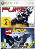 Pure + Lego Batman The Videogame Bundle pack (XBOX 360)