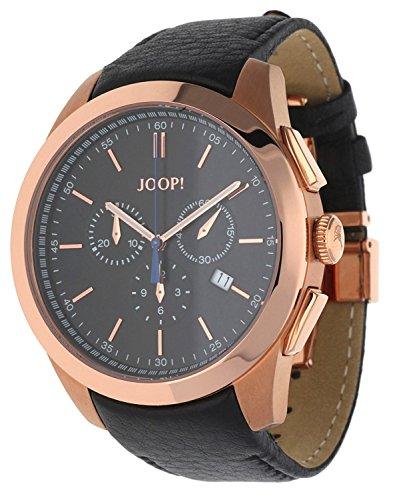 Joop UOMO Orologio da polso cronografo Nero JP100711F01