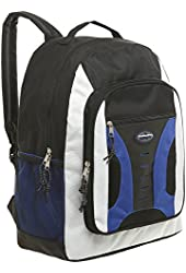 Urban Sport Multipurpose School Book Bag / Outdoor Backpack - 4 Color Options