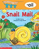 Word Family Tales (-ail: Snail Mail ) (0439262623) by Fleming, Maria