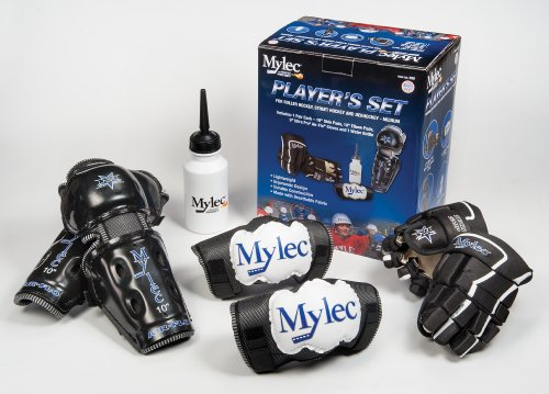 Mylec-Players-Set-BlackWhiteBlue-Medium