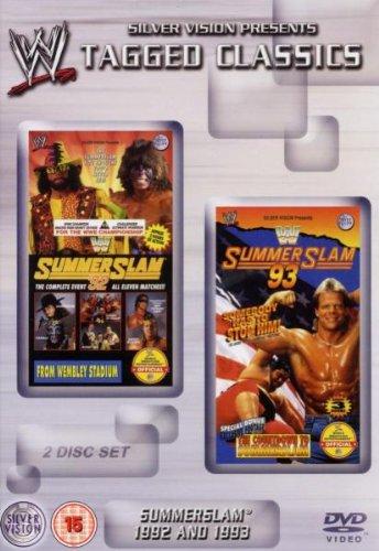 WWE - Summerslam 1992 & 1993 [DVD]