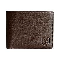 Lander Brown Leather Men's Wallet