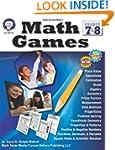 Math Games, Grades 7 - 8