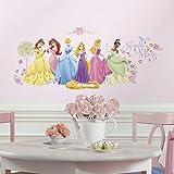 Disney Princess 35 Peel And Stick Wall Decals