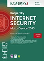 Kaspersky Internet Security 2015 Multi Device: 5 Device, 1 Year [Frustration-Free Packaging] (PC)