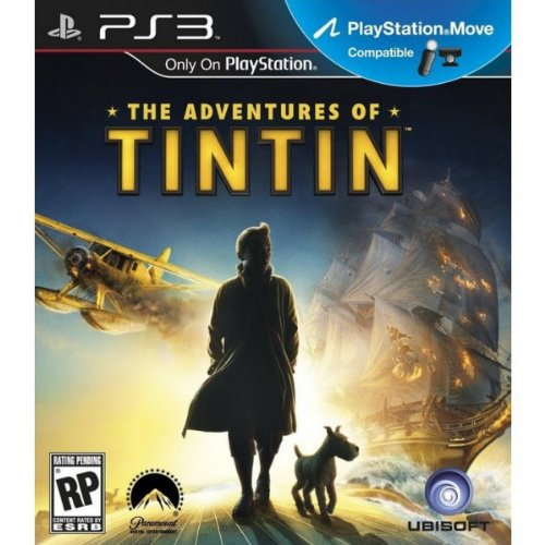 The-Adventures-Of-Tintin-The-Secret-of-the-Unicorn-Sony-PS3-Import-UK