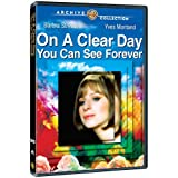 On a Clear Day You Can See Forever [DVD] [1970] [Region 1] [US Import] [NTSC]