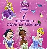 7 histoires pour la semaine avec les Princesses