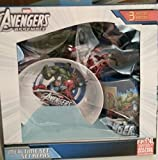 Avengers Assemble Boys 3 Piece Dish Set-Disney