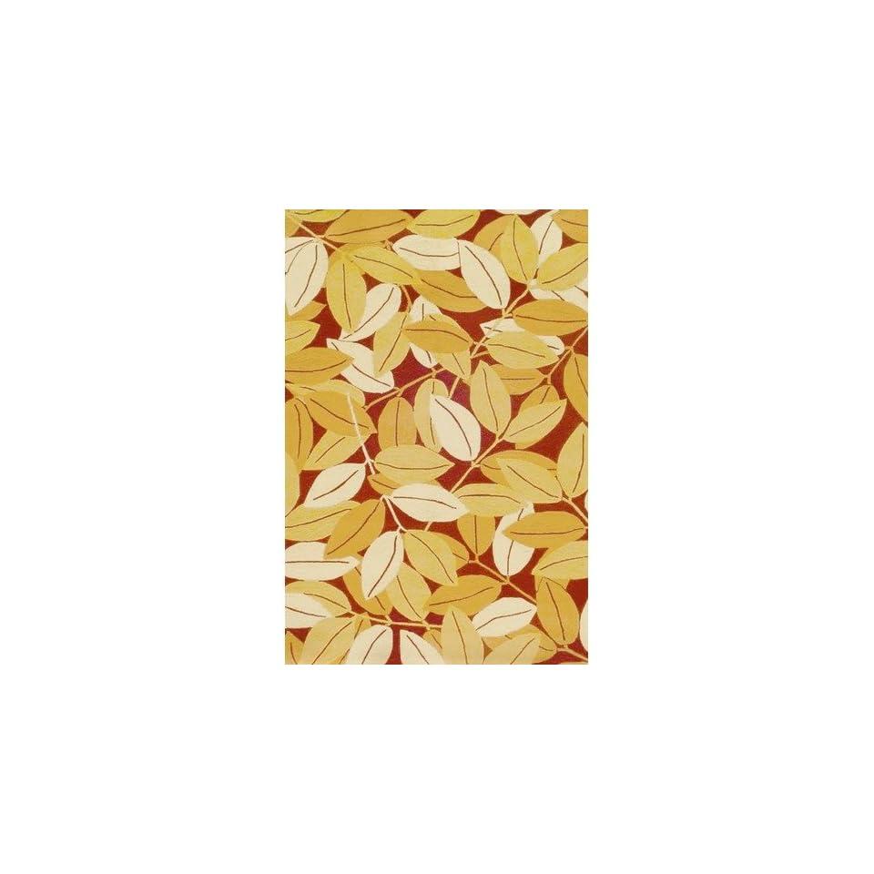 Duracord Sawgrass Mills Para Red Indoor/Outdoor Rug   HRPRG   5 x 8 Rectanggle