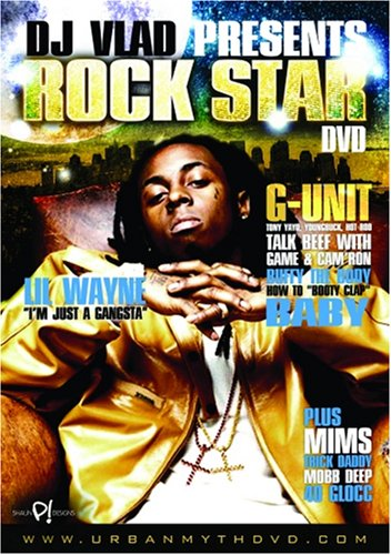 DJ VLAD PRESENTS: ROCK STAR DVD