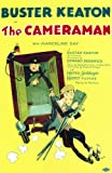 The Cameraman Poster Movie 11x17 Buster Keaton Marceline Day Harold Goodwin Harry Gribbon