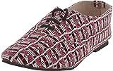 Shoecrea Women's Multi-Coloured Cotton Casual Shoe - 7 UK