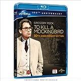To Kill A Mockingbird 50TH Anniversary Edition (Blu ray 2011) Region Free Scandinavian Import