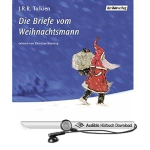die briefe vom weihnachtsmann h rbuch download amazon. Black Bedroom Furniture Sets. Home Design Ideas