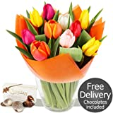 Tulips & FREE Chocolates