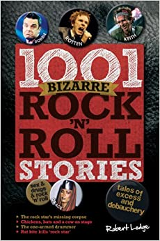 Rock and roll stories book