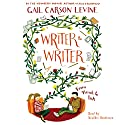 Writer to Writer: From Think to Ink (       UNABRIDGED) by Gail Carson Levine Narrated by Heather Henderson