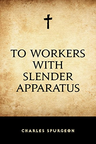 To Workers with Slender Apparatus PDF