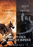 Morgan Rice: Epic Fantasy Bundle (Eng...