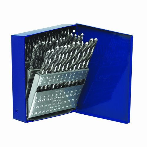 Irwin Industrial Tools 80181 Drill Bit Set, 60-Piece